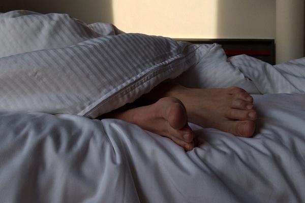 Niepokój nóg